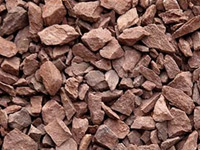 Chocolate Chips Decorative Stone