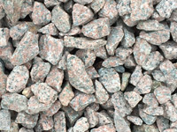 Red Granite Decorative Stone